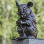 А у нас мышь лабораторная! А у Вас?