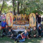 В Кургане ребята — молодцы! Настоящий православный патриотический отряд! А у Вас?