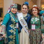 А у нас Всемирный съезд татарских женщин! А у Вас?