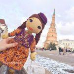 А у нас Татарская Музыкальная Кукла! А у Вас?